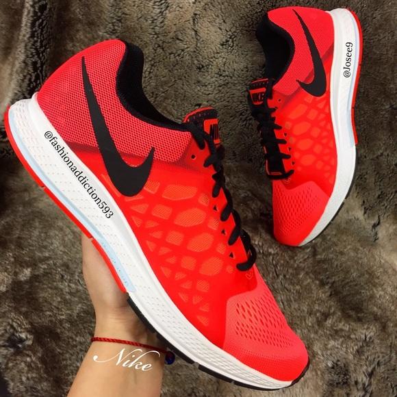 san francisco bfa64 a2844 Nike Air Zoom Pegasus 31 Men s orange black shoes
